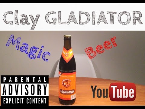 Magic Beer | Stop Motion | Clay Gladiator