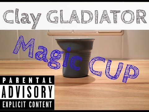 Magic Cup | Clay Gladiator | Stop Motion
