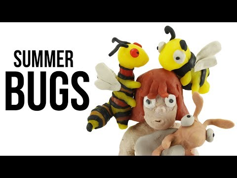 Summer Bugs  | Animation
