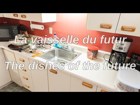 The dishes of the future