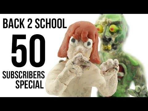 "Back 2 school ""50 subscribers special"" - Art School 