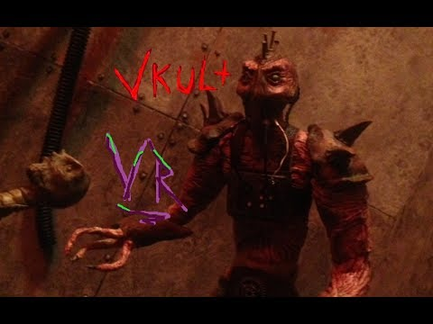 Vkult Title Intro- Stop Motion/ VR Haunt