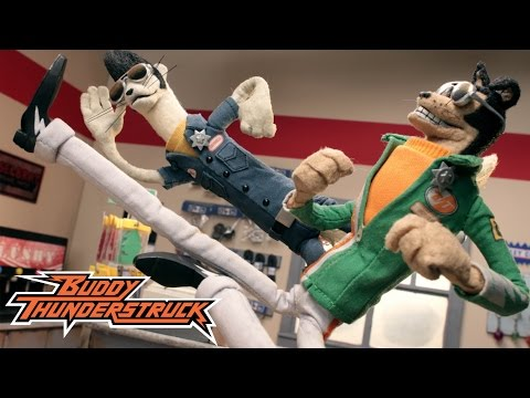 Buddy Thunderstruck: Dishing out Justice (S1 Ep.2 Part 1)