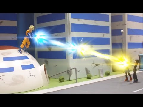DRAGON BALL Z Stop Motion Action