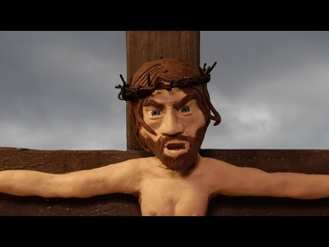 The Crucifixion of Jesus (Parody)