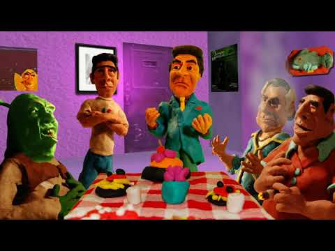 The Sopranos coming attractions (a stopmotion parody)