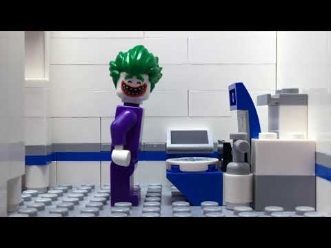 EP 1 (Part 1) Joker Prank in Toilet Set-up