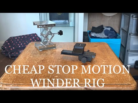 Stop Motion Winder Rigs