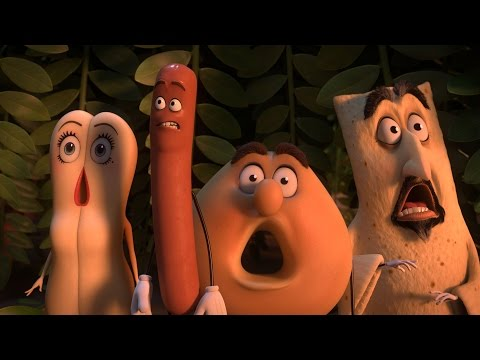 SAUSAGE PARTY~coming soon ^_^