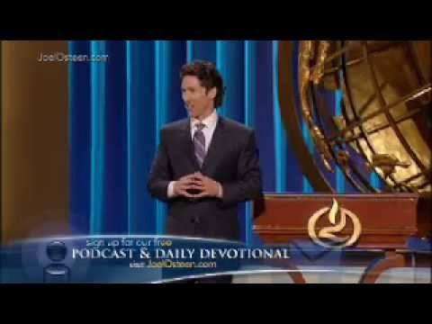 Joel Osteen Be Glad Continually