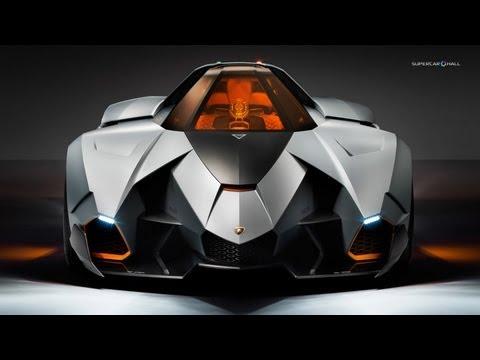 New Lamborghini Egoista (SH)