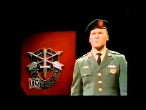 Ballad of the Green Berets by Sgt. Barry Sadler