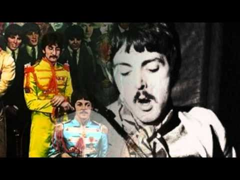 "The Beatles - ""Sgt.Pepper's Lonely Hearts Club Band"" Mono"