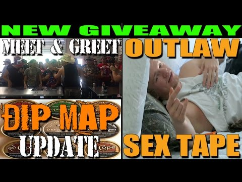 OUTLAW SEX TAPE & MEET AND GREET + NEW GIVEAWAY!