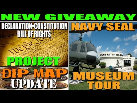Redneck Nation Navy Seal Museum tour and Constitution project