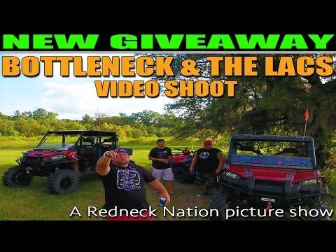 Bottleneck & The Lacs a Redneck Nation picture show (video shoot)