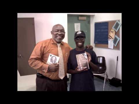 Julius Thompson Book Tours!