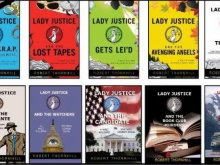Lady Justice Mystery/Comedy Series