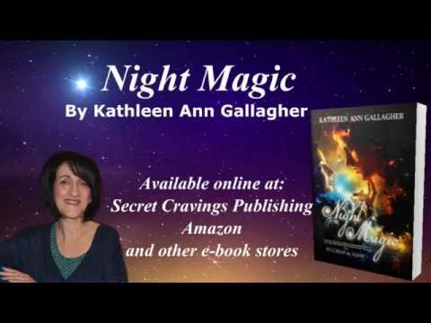 Book Video Trailer: Night Magic by Kathleen Gallagher