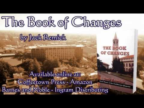 Book Video Trailer: The Book of Changes by Jack Remick
