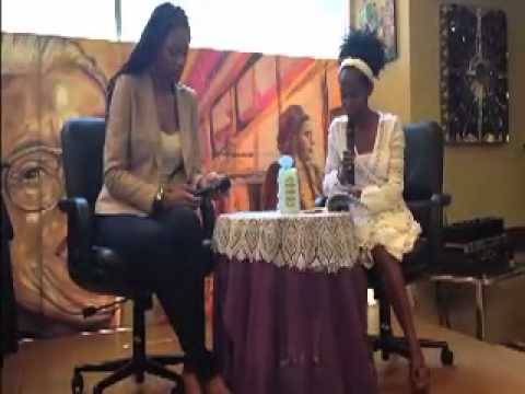 Nadyne T Hicks Interview Part 2 of 2- Through Eyes That See