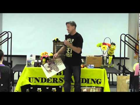 Broward College Science Speaker Series - Al Salopek - BEE UNDERSTANDING