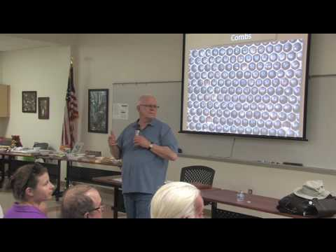 PBC Beekeepers April Meeting with Dr. James Tew