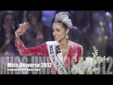 Miss Universe 2012 Highlights HQ HD
