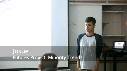 Foresight 2012 - Minority Trends