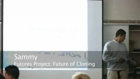 Foresight 2012 - Cloning