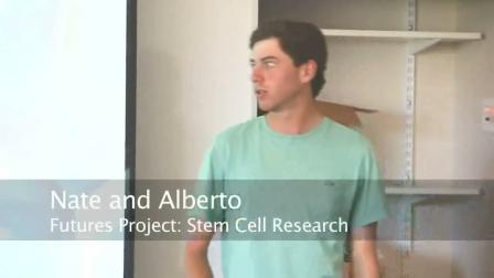 Foresight 2012 - Stem Cells