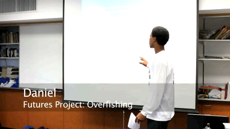 Foresight 2012 - Overfishing