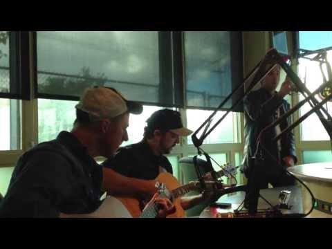 "Sponge ""Come In From The Rain"" acoustic version live in studio at WRIF Detroit"