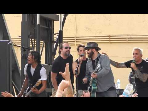 Everclear with Sponge, Filter & Live - Santa Monica (live) - Summerland Tour 2013