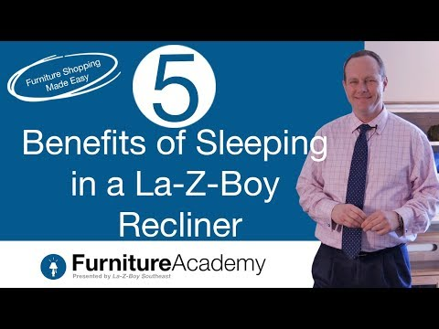 5 Health Benefits of Sleeping On A Recliner