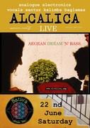 Alcalica Live at Sativa