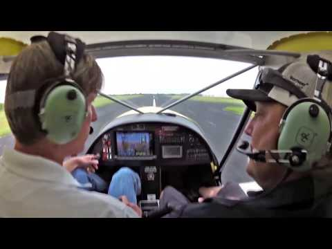 STOL CH 750 Flight with Ivan Gromala of Quality Sport Planes