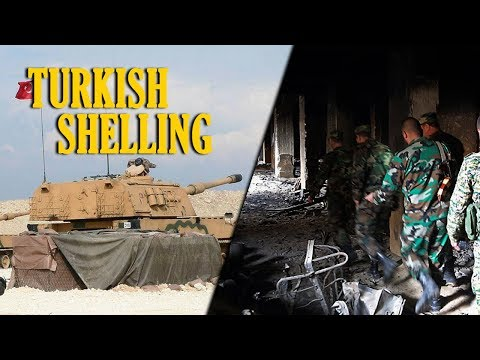 Syrian War Report – June 17, 2019: Turkish Artillery Struck Syrian Army Positions Near Idlib