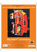 Italian Racers & Other Paintings by Sumet Jumsai presented by Cafe Buongiorno Lifestyle