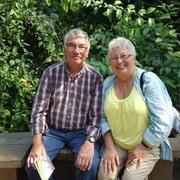 Joan and John Yeardley
