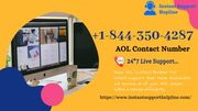AOL Contact Number is Reliable & Worthwhile
