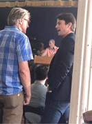 Josh hartnett on set louisiana june 2019