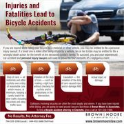 Injuries and Fatalities Lead to Bicycle Accidents
