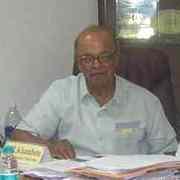 Madhusudan Ramkrishan Khambete