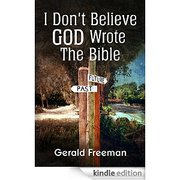 Book Launch- I Don't Believe God Wrote The Bible