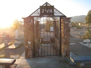 Concordia Cemetery, El Paso, Texas (Wikimedia Commons / Groknix)