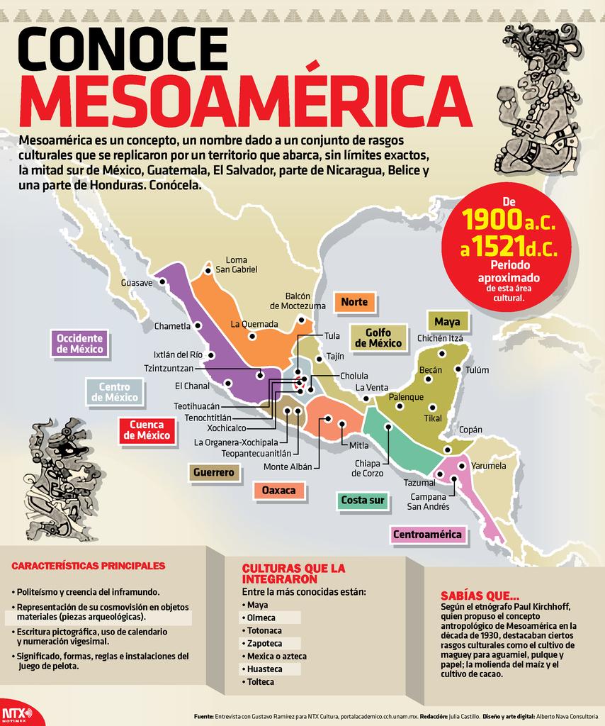 Explora las 5 más impresionantes pirámides  de México mayas 1