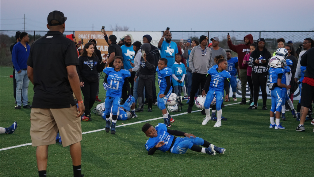 Texas Youth Football All Star Showcase Top Standouts
