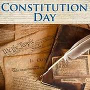 Constitution Day - Please RSVP!
