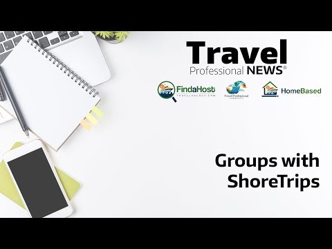 Groups with ShoreTrips